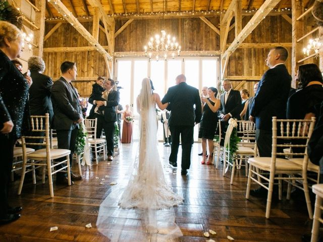 Matt and Colleen's Wedding in Honey Brook, Pennsylvania 25