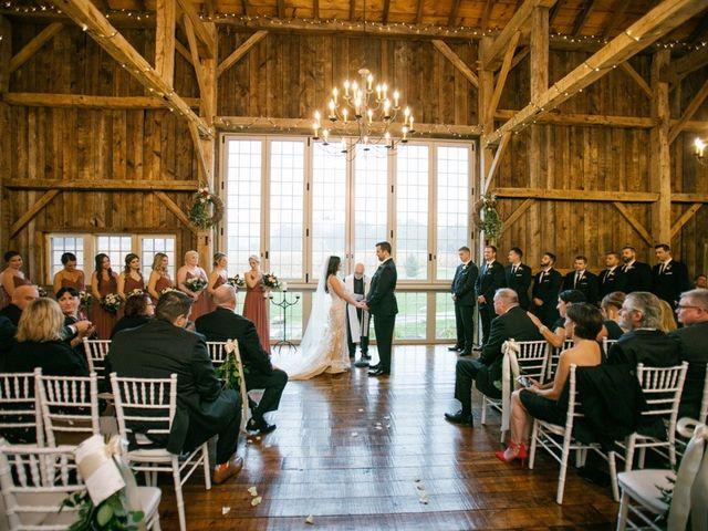 Matt and Colleen's Wedding in Honey Brook, Pennsylvania 27