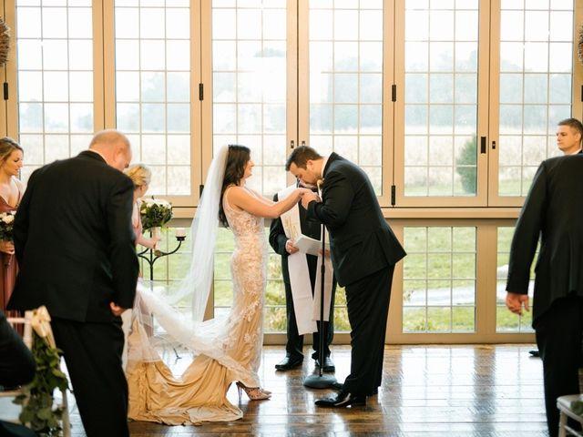 Matt and Colleen's Wedding in Honey Brook, Pennsylvania 28