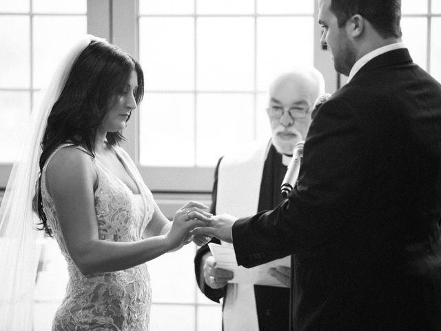 Matt and Colleen's Wedding in Honey Brook, Pennsylvania 30