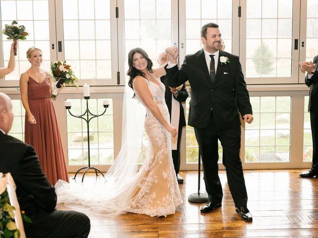 Matt and Colleen's Wedding in Honey Brook, Pennsylvania 31
