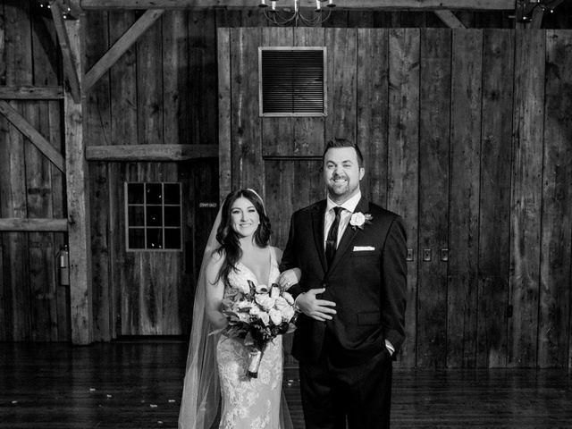 Matt and Colleen's Wedding in Honey Brook, Pennsylvania 36
