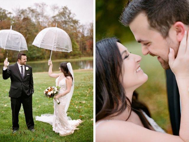 Matt and Colleen's Wedding in Honey Brook, Pennsylvania 37
