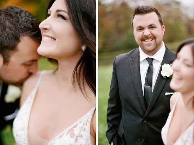 Matt and Colleen's Wedding in Honey Brook, Pennsylvania 38