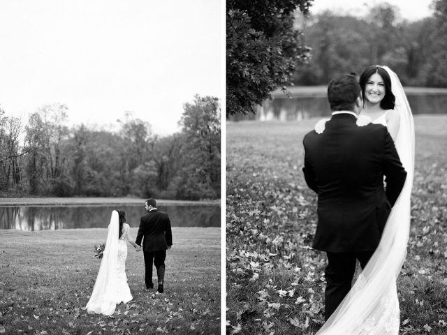 Matt and Colleen's Wedding in Honey Brook, Pennsylvania 40