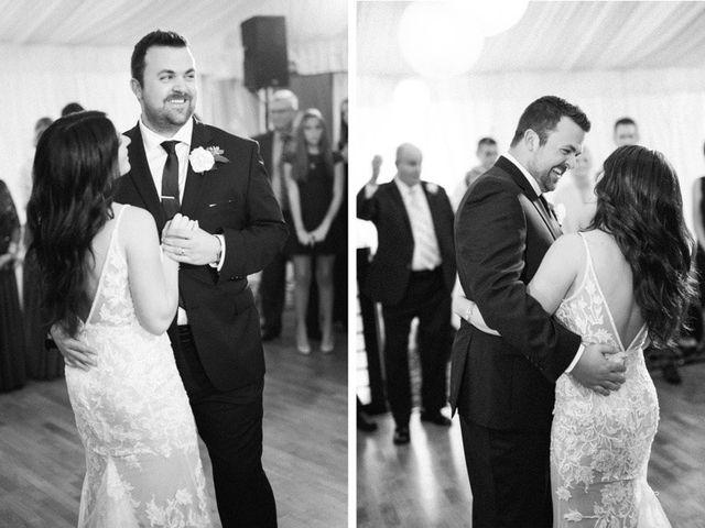 Matt and Colleen's Wedding in Honey Brook, Pennsylvania 61