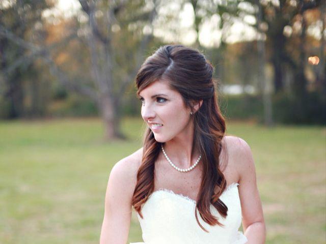 Ashlee and Jacob's Wedding in Springville, Alabama 1