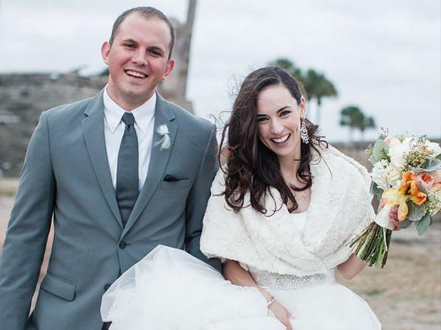The wedding of Mark and Amanda