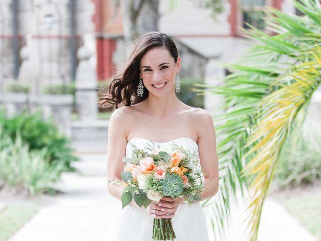 Amanda and Mark's Wedding in Saint Augustine, Florida 2