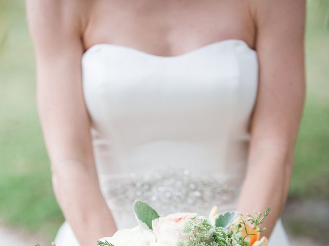 Amanda and Mark's Wedding in Saint Augustine, Florida 3