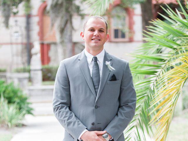 Amanda and Mark's Wedding in Saint Augustine, Florida 4