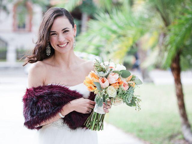 Amanda and Mark's Wedding in Saint Augustine, Florida 6