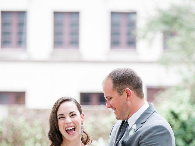 Amanda and Mark's Wedding in Saint Augustine, Florida 10