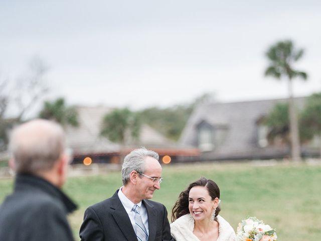 Amanda and Mark's Wedding in Saint Augustine, Florida 13