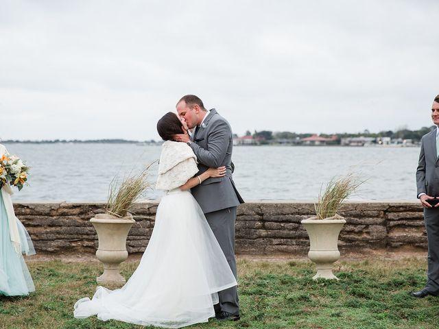 Amanda and Mark's Wedding in Saint Augustine, Florida 14