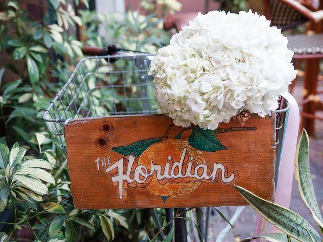 Amanda and Mark's Wedding in Saint Augustine, Florida 16