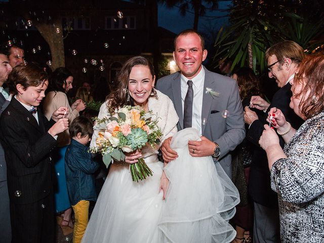Amanda and Mark's Wedding in Saint Augustine, Florida 23