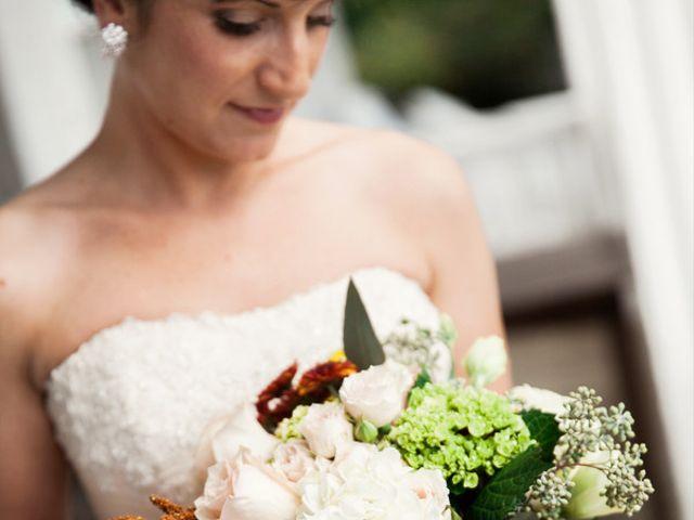 Brittney and Matt's Wedding in Mackinac Island, Michigan 5