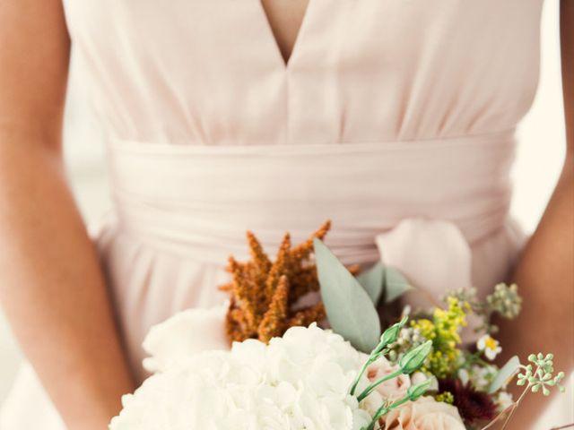 Brittney and Matt's Wedding in Mackinac Island, Michigan 7