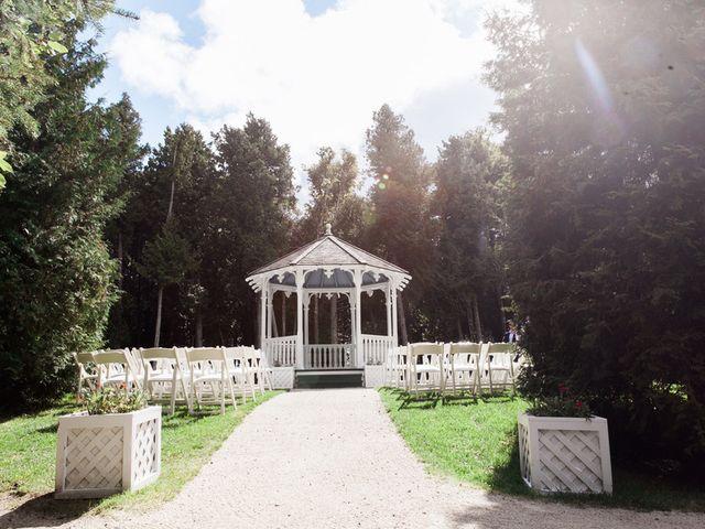 Brittney and Matt's Wedding in Mackinac Island, Michigan 10
