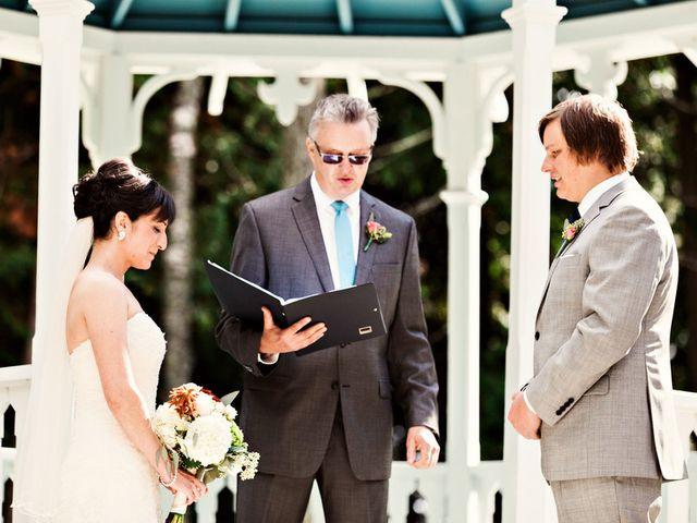 Brittney and Matt's Wedding in Mackinac Island, Michigan 13