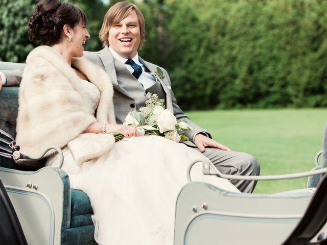 Brittney and Matt's Wedding in Mackinac Island, Michigan 15