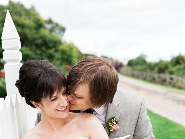 Brittney and Matt's Wedding in Mackinac Island, Michigan 16