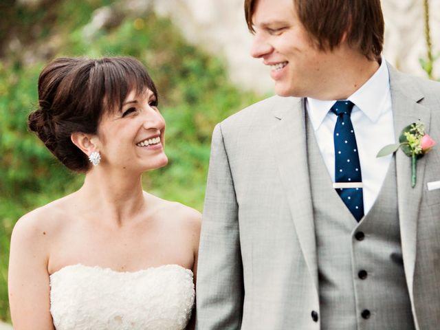 Brittney and Matt's Wedding in Mackinac Island, Michigan 18