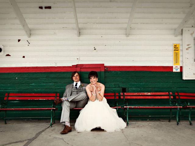 Brittney and Matt's Wedding in Mackinac Island, Michigan 19