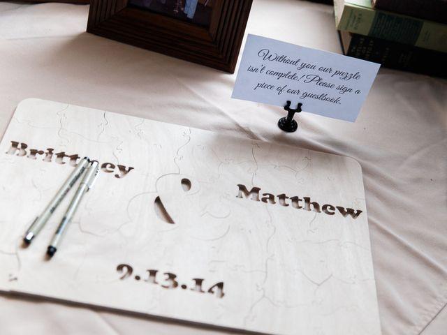 Brittney and Matt's Wedding in Mackinac Island, Michigan 22