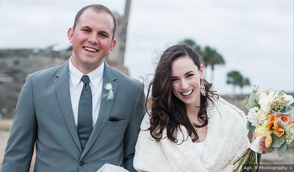 Amanda and Mark's Wedding in Saint Augustine, Florida