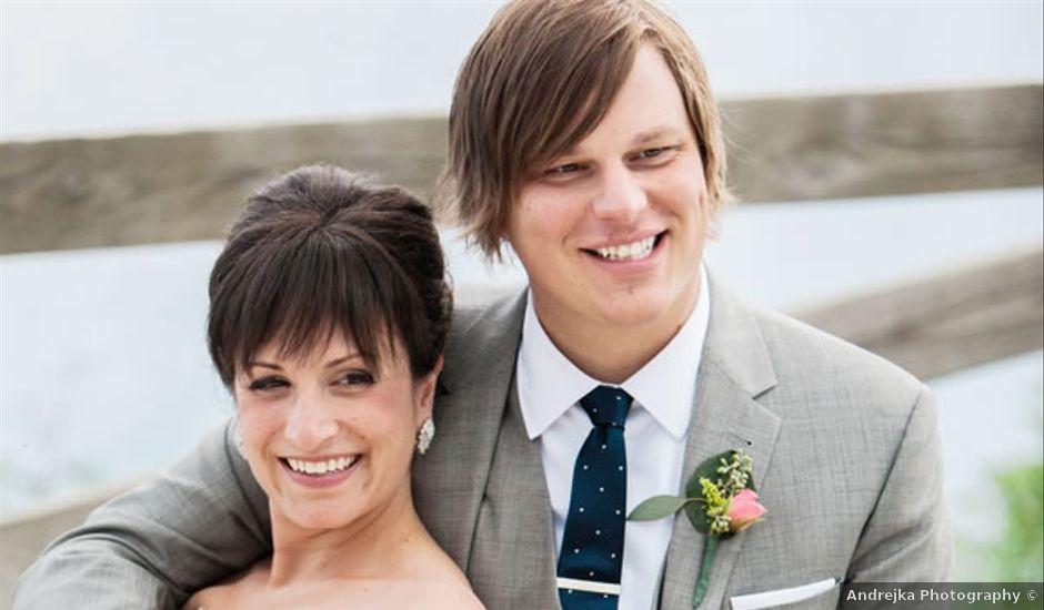 Brittney and Matt's Wedding in Mackinac Island, Michigan
