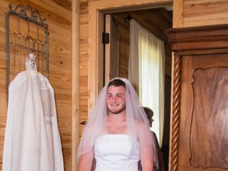 The wedding of Kortney and Grant 2