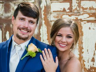 The wedding of Kortney and Grant