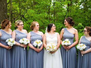 Michael and Brittny's Wedding in Glenmont, Ohio 3
