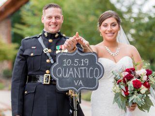 The wedding of Matt and Elena