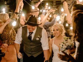 The wedding of Bethany and Erik 1