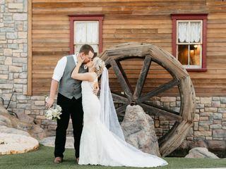 The wedding of Bethany and Erik