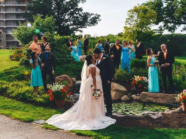 Thomas McHale and Krystina Madriaga's Wedding in Itasca, Illinois 1