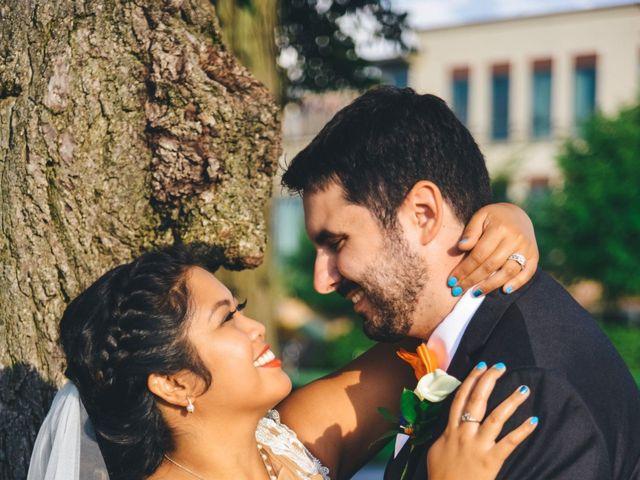 Thomas McHale and Krystina Madriaga's Wedding in Itasca, Illinois 2
