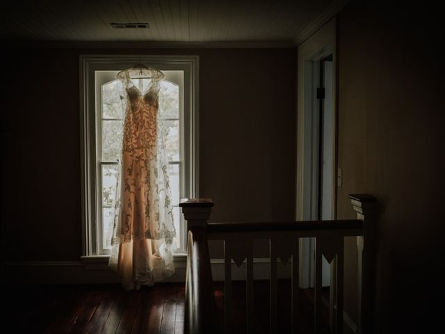 Evan and Tiffany's Wedding in Pikeville, North Carolina 1