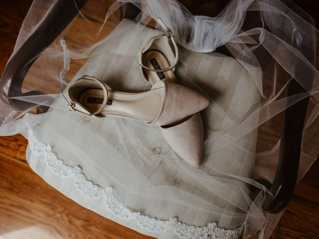 Evan and Tiffany's Wedding in Pikeville, North Carolina 2