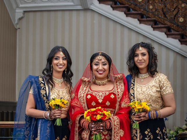 Pam and Anthony's Wedding in Newcastle upon Tyne, United Kingdom 13