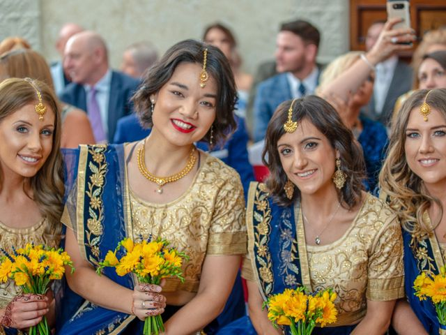 Pam and Anthony's Wedding in Newcastle upon Tyne, United Kingdom 17