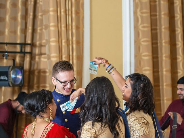 Pam and Anthony's Wedding in Newcastle upon Tyne, United Kingdom 20