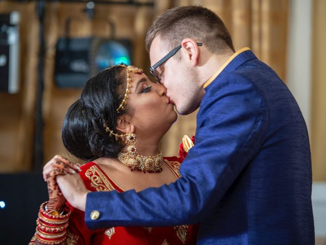 Pam and Anthony's Wedding in Newcastle upon Tyne, United Kingdom 22
