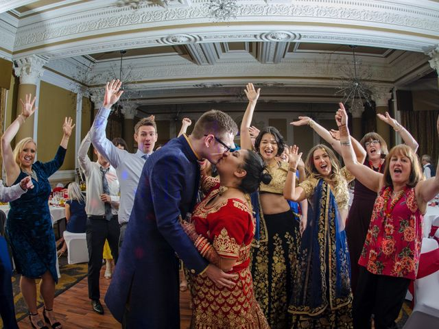 Pam and Anthony's Wedding in Newcastle upon Tyne, United Kingdom 26