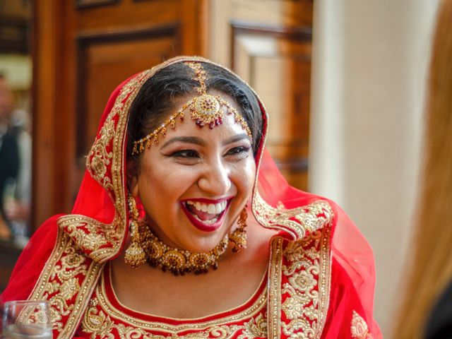 Pam and Anthony's Wedding in Newcastle upon Tyne, United Kingdom 45