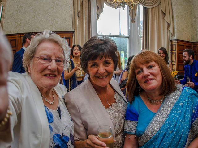 Pam and Anthony's Wedding in Newcastle upon Tyne, United Kingdom 46