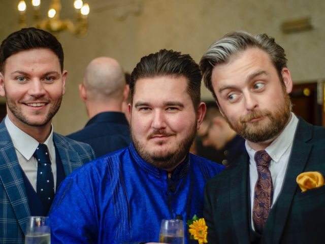 Pam and Anthony's Wedding in Newcastle upon Tyne, United Kingdom 52